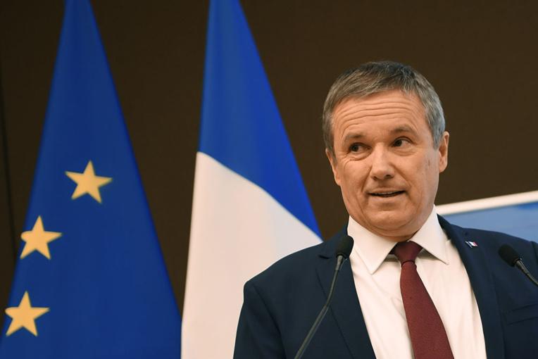 Privé de débat, Dupont-Aignan saisit le Conseil d'Etat contre TF1