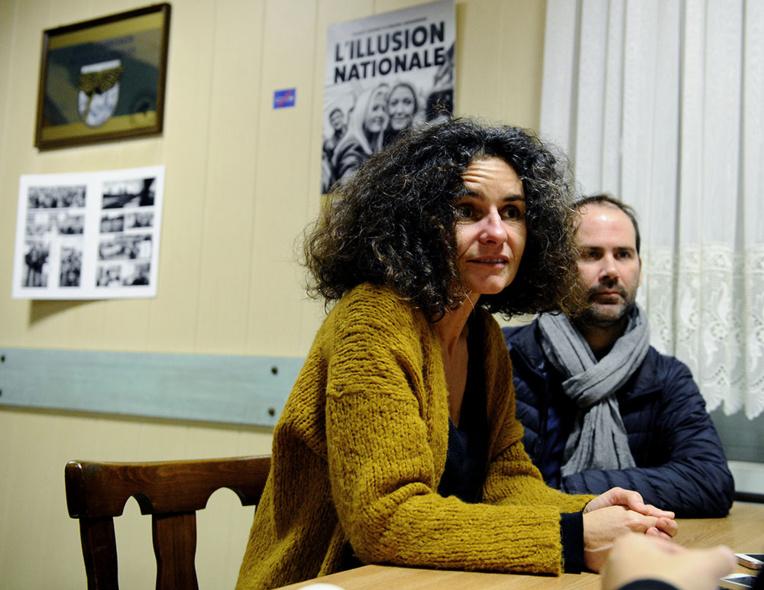 """""""L'illusion nationale"""", deux ans d'enquête dans trois villes FN"""