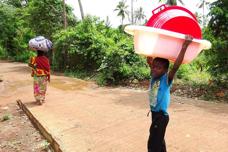 Situation météorologique toujours déréglée à Mayotte, en manque d'eau