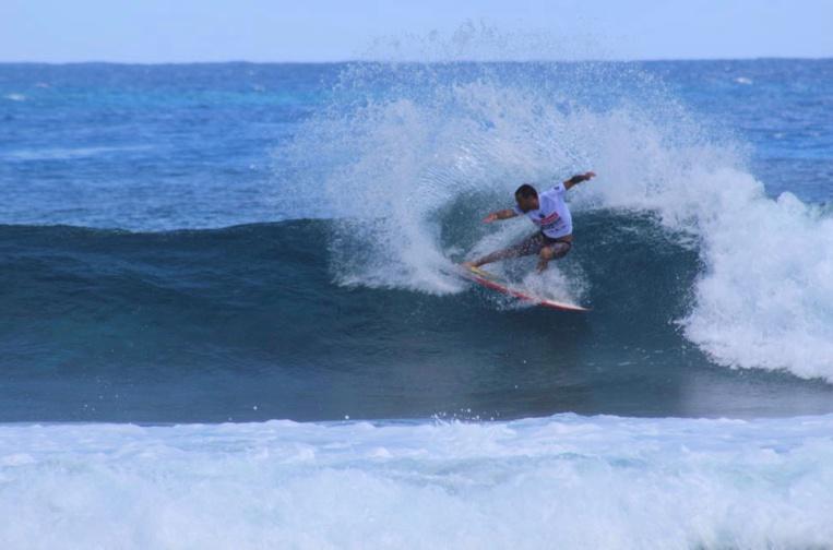 Heremoana Luciani, un surfeur au style incisif