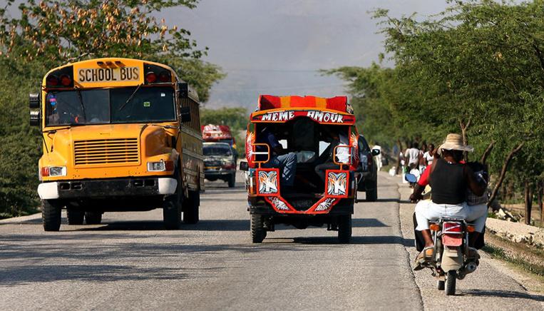 Un autobus fonce dans la foule en Haïti: 38 morts et 13 blessés