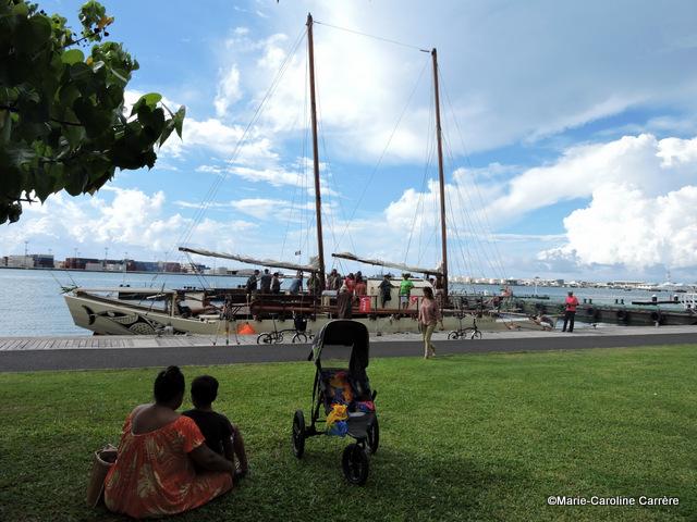 Fa'afaite reprend la mer avec Rāhui nui