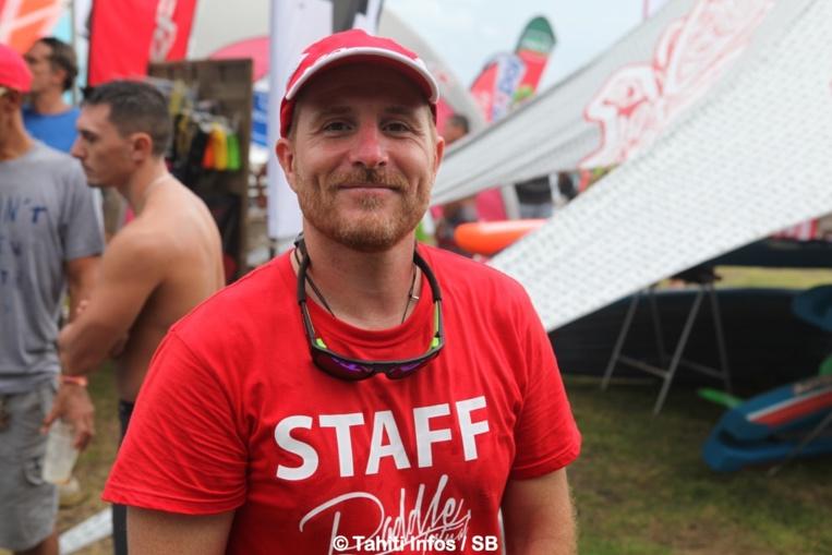 Jérôme Loisel, l'organisateur