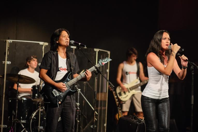 Le Petit théâtre de la Maison de la culture va résonner rock'n'roll, pop music et heavy metal les 24 et 25 mars prochains !