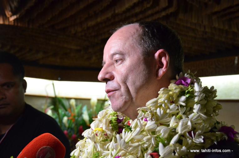 """Jean-Jacques Urvoas, ministre de la Justice : """"Je viens essayer d'apporter des réponses"""""""