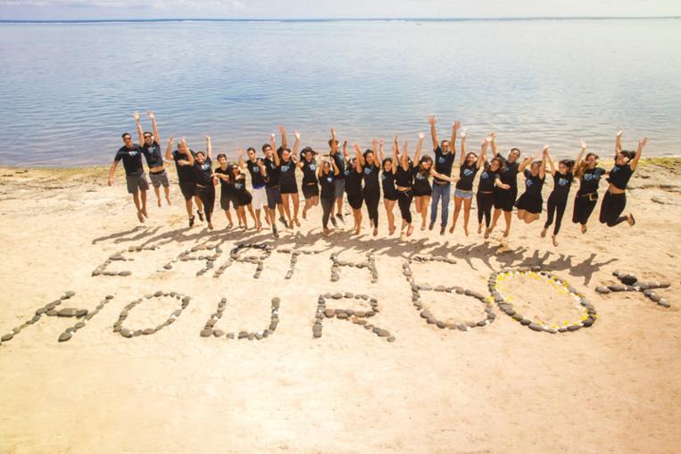 """Habitants du fenua, faites une bonne action avec """"Earth Hour Tahiti"""" en éteignant vos lumières samedi 25 mars, entre 20h30 et 21h30 ! (Photo : Keana Photography)"""