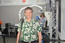 Vincent Fabre, président de l'OPEN, espère que la Polynésie exportera bientôt ses propres technologies.