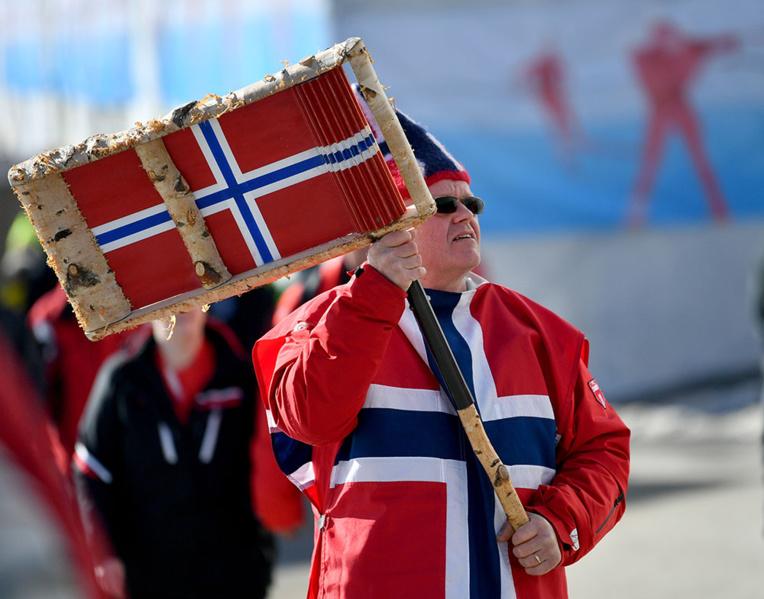 Le pays le plus heureux du monde est...la Norvège