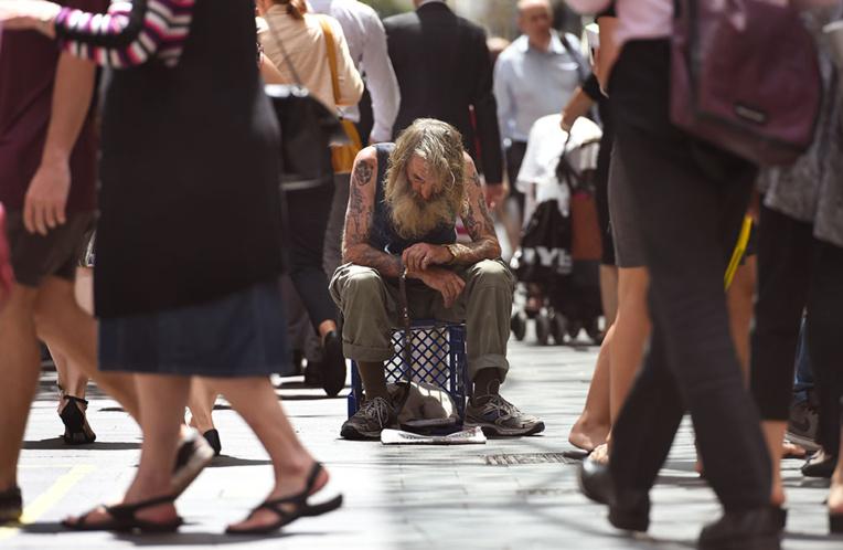 Australie: l'immobilier s'envole, le nombre de SDF aussi