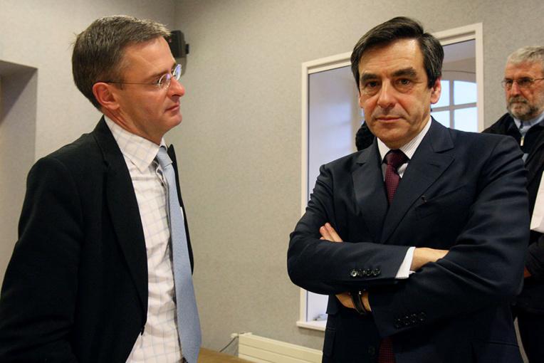 """Affaire Fillon: Marc Joulaud (LR) """"convoqué en vue d'une mise en examen"""""""
