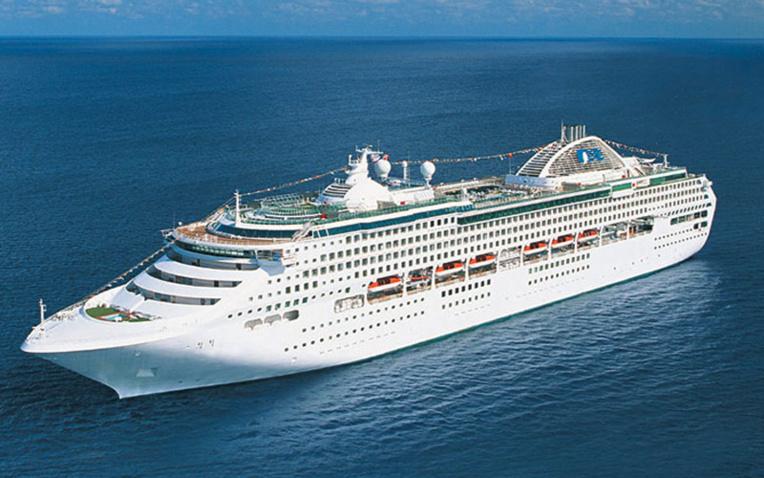Le Sea Princess bientôt en escale à Tahiti