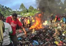 Papouasie: 122 accusés au procès du lynchage de sept