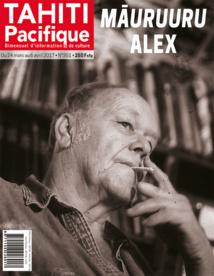 Tahiti Pacifique rend hommage à Alex du Prel dans son dernier numéro