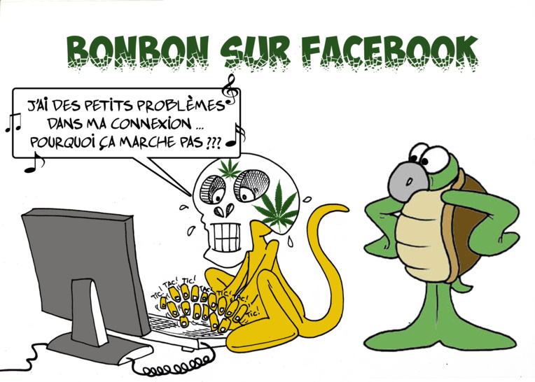 """ Pakafacebook "" par Munoz"