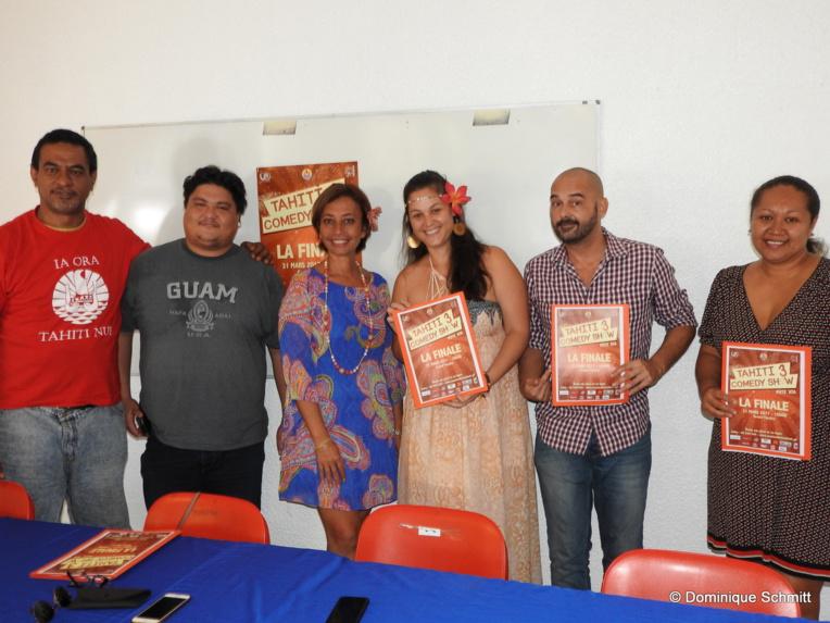 Les organisateurs du concours d'humour polynésien annoncent un cru prometteur pour cette troisième édition.