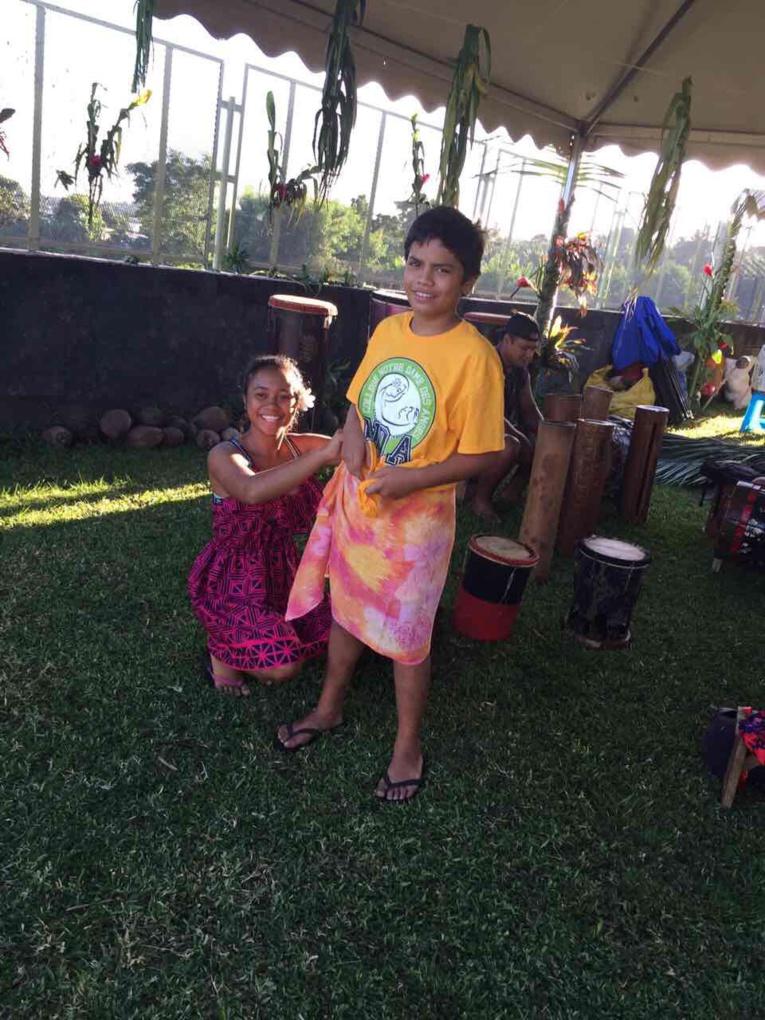 Journée polynésienne au lycée professionnel de Faa'a