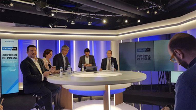 Info en ligne: Le Figaro parie sur la montée en puissance de la vidéo