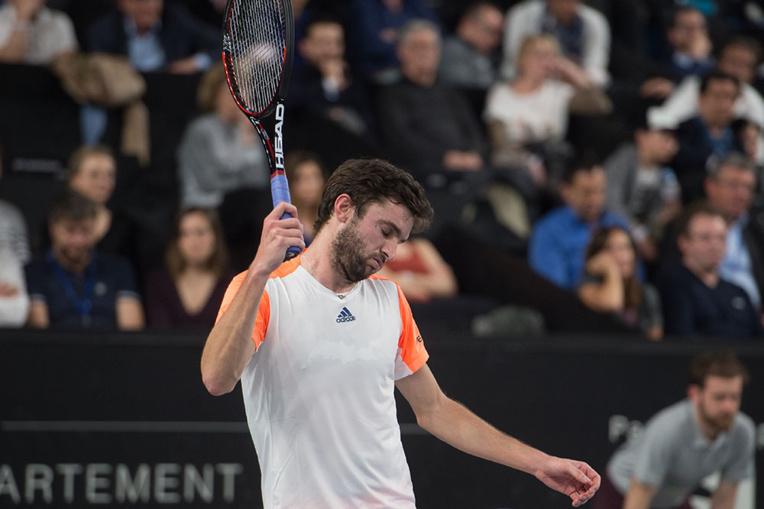 Coupe Davis - France-Grande-Bretagne: avec Simon, Pouille, Mahut et Herbert, Monfils remplaçant