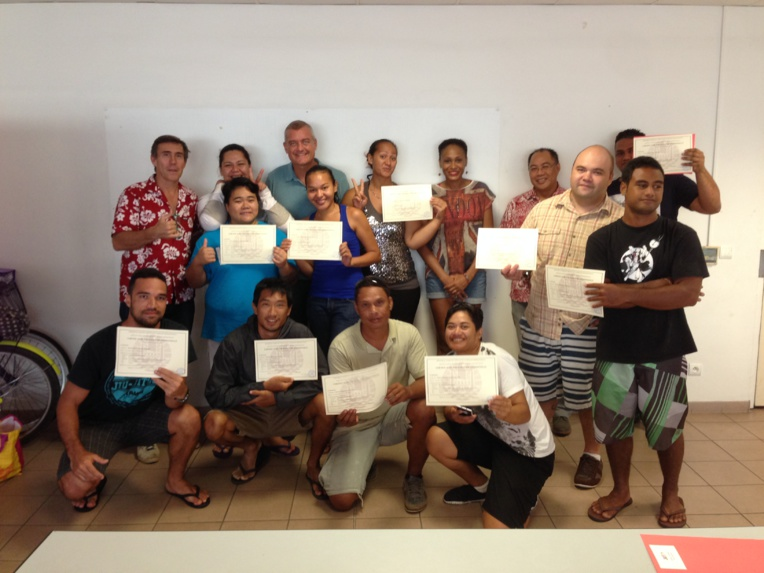 Formation Poissonnerie : 11 professionnels fraîchement diplômés