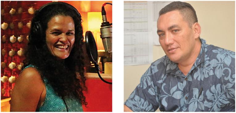 Sabrina Laughlin interprètera le rôle de Moana, et Ataria Firiapu jouera le rôle de Maui.