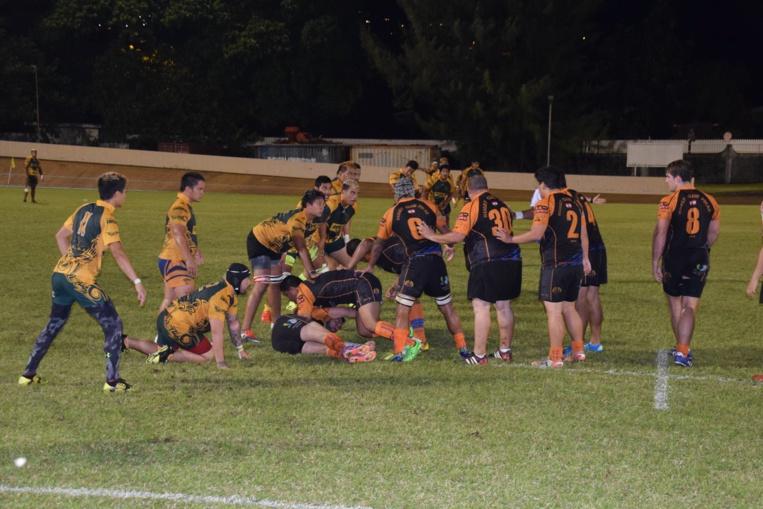 Rugby – « Championnat de Polynésie » : Ça passe pour le Papeete RC et Faa'a Rugby