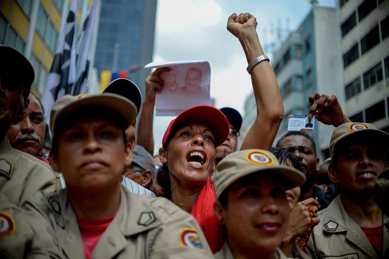 Venezuela: la Cour suprême s'octroie les pouvoirs législatifs