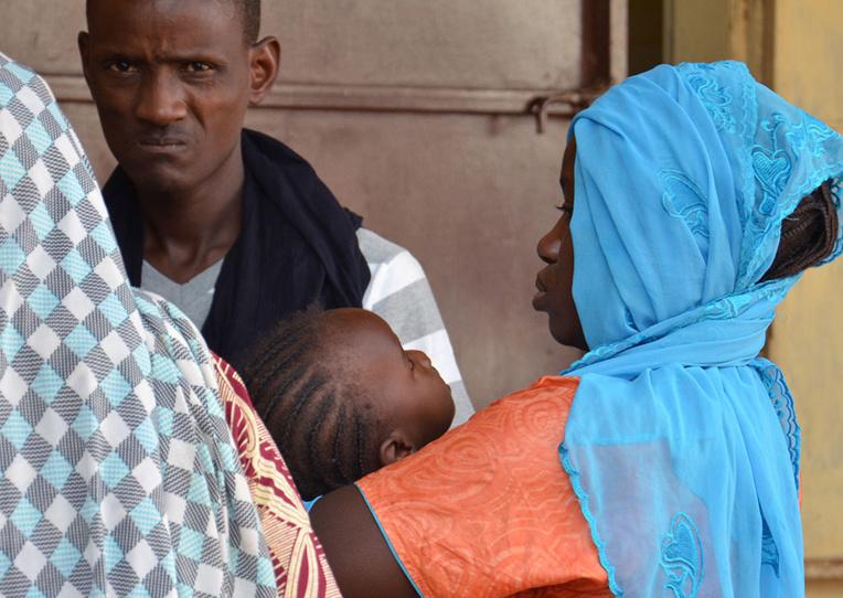 Pénurie de vaccin en pleine épidémie de méningite au Nigeria