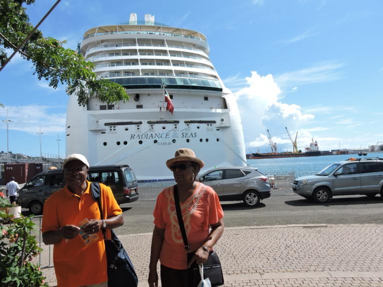 Les touristes américains sont le premier marché consommateur de croisière.