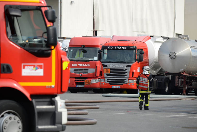 Gironde: plus 1.300 hectares de végétation détruits par un incendie sur un site militaire