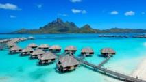 (Photo : Four Seasons Bora Bora).