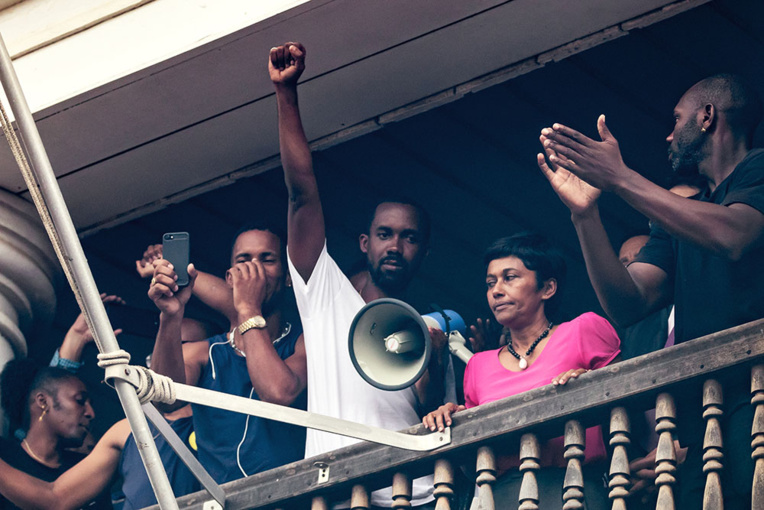En Guyane, pénurie en perspective après le blocage du port