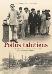 Après les Tamari'i volontaires, Jean-Christophe Shigetomi signe Les Poilus tahitiens