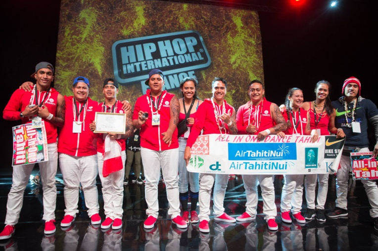 All in One pourrait représenter la France aux championnats du monde de Hip hop