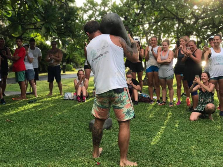 Tu'aro Ma'ohi « Lever de pierre » : Le championnat de Tahiti a repris