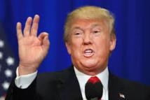 Trump face-à-face avec le grand rival chinois