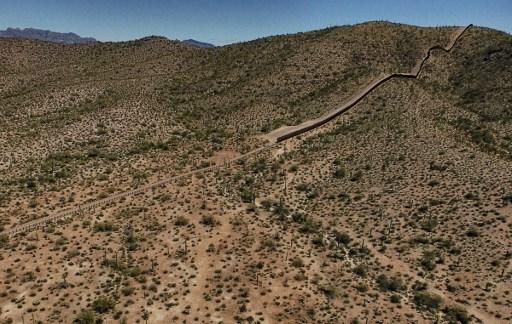 A la frontière Mexique-USA, les animaux ne veulent pas d'un mur