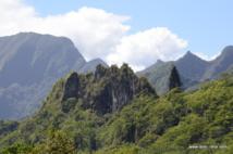 Les secours à la recherche d'un noyé vallée de la Papenoo (màj)