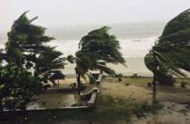 Le cyclone Cook approche : la Nouvelle-Calédonie sous haute sécurité