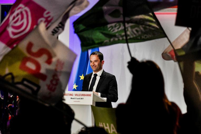 Hamon dévoile son plan pour créer un million d'emplois en France