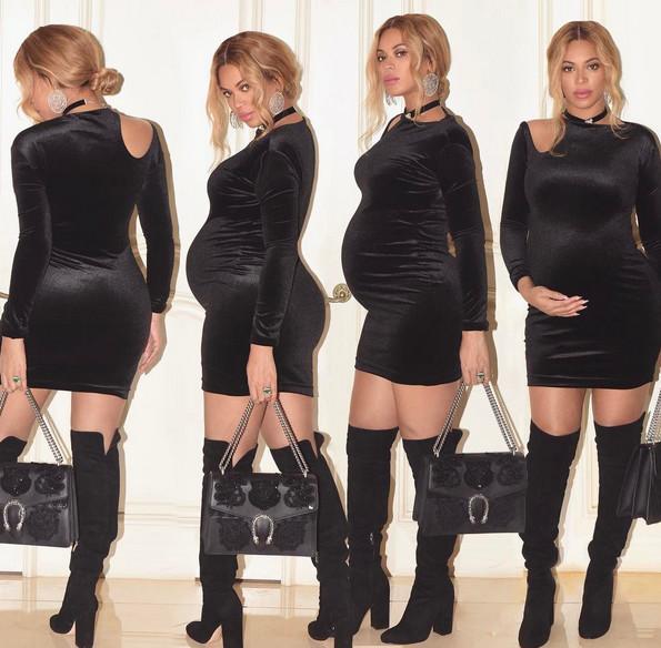 La chanteuse Beyoncé au fenua