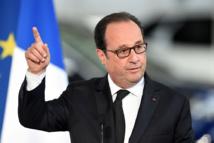 Hollande entre en scène pour tenter de déjouer un duel Le Pen/Mélenchon