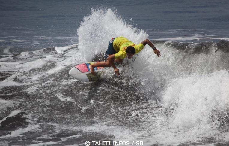Surf – « Tahiti Open Tour » : Plus de 80 participants pour cette première étape !