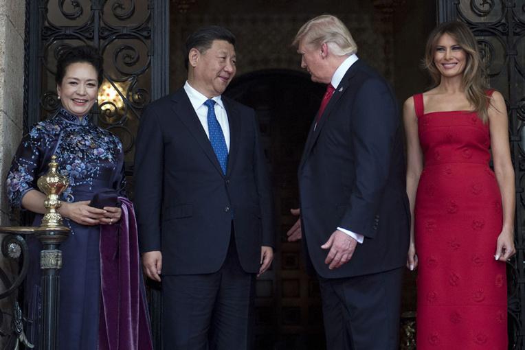 Tout en jouant les gros bras, Trump compte sur Pékin pour faire plier Pyongyang