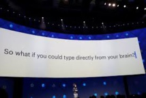 Facebook veut nous faire communiquer par la pensée