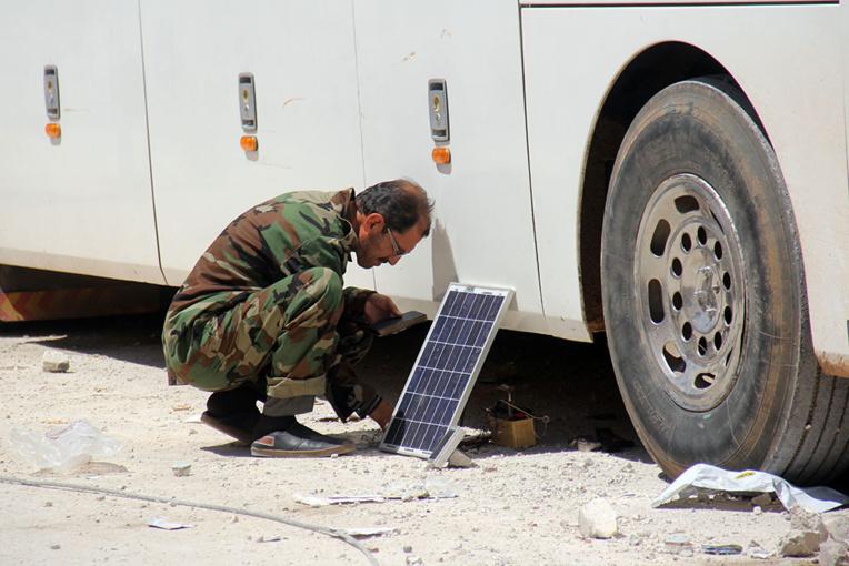 """Attaque """"chimique"""" en Syrie: proposition russo-iranienne d'une nouvelle enquête"""