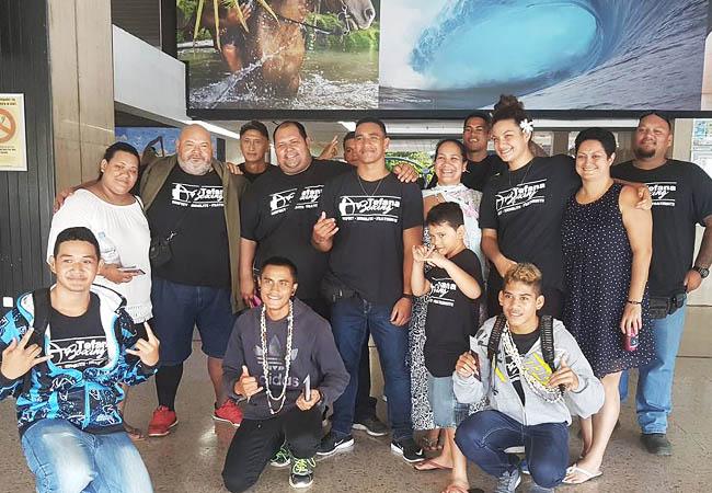 Boxe : Les boxeurs Tahitiens à la conquête des Terres Maori