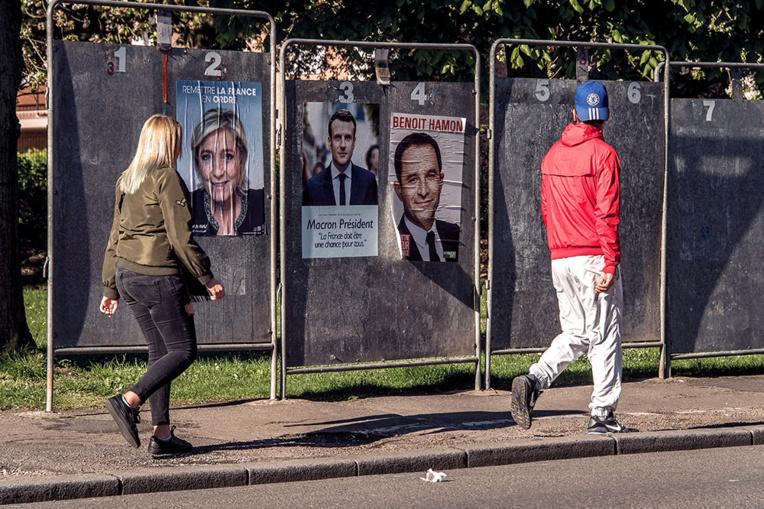 Présidentielle: le terrorisme empoisonne le dernier jour de campagne