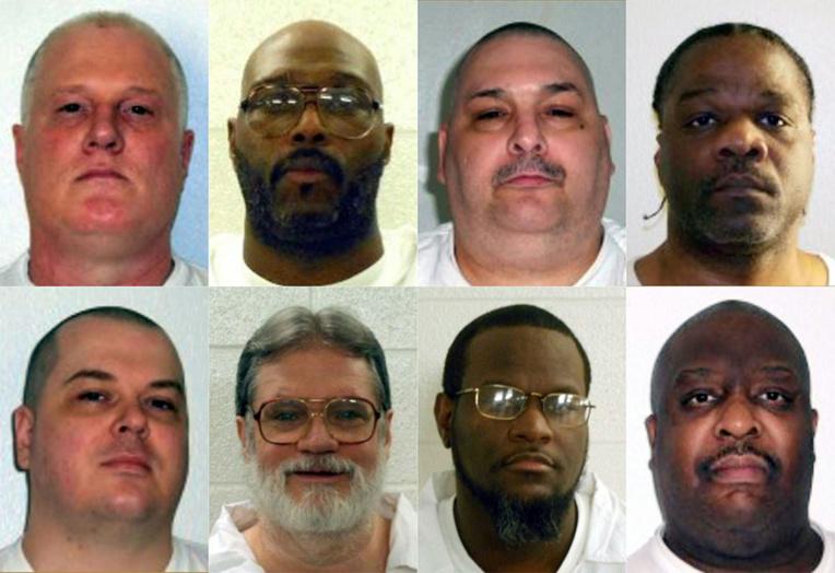 L'Arkansas procède à la première exécution d'une série âprement contestée