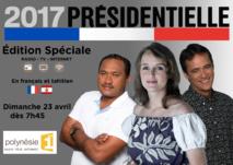 Suivez le 1er tour des Présidentielles sur Polynésie 1ère dès 8:00 dimanche