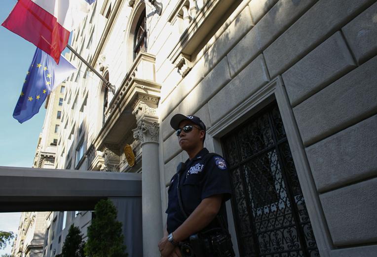 USA: le consulat de France à New York évacué suite à une alerte à la bombe